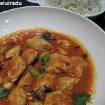 Curry de pui cu cardamom negru