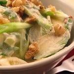 Salata de telina, avocado si nuca