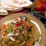 Murgh Korma Shahi – Korma de pui cu migdale