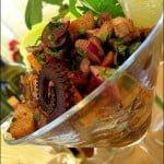 Salata de caracatita cu masline