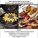 "Meniu international la ""Sunday Grilling"" – 19 mai 2013"