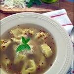 Cum se prepară supele limpezi (2)