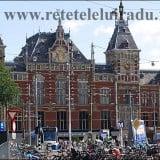 Amsterdam - Gara Centrala