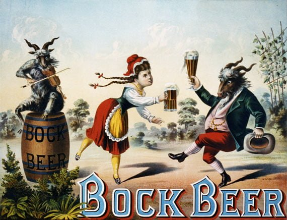 Bockbier - sursa foto: commons.wikimedia.org