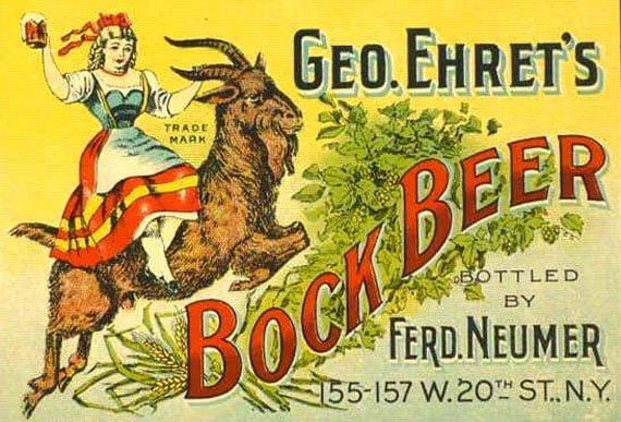 Bockbier - sursa foto: www.taverntrove.com