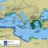 Colonizare greaca si feniciana - sursa foto: www.alternatehistory.com