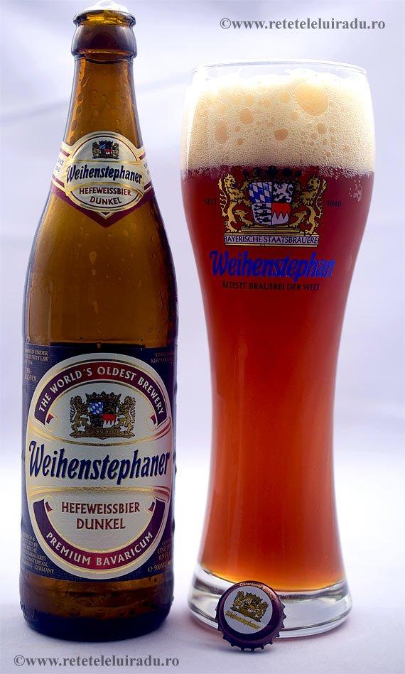 Weihenstephaner Hefe Weissbier Dunkel