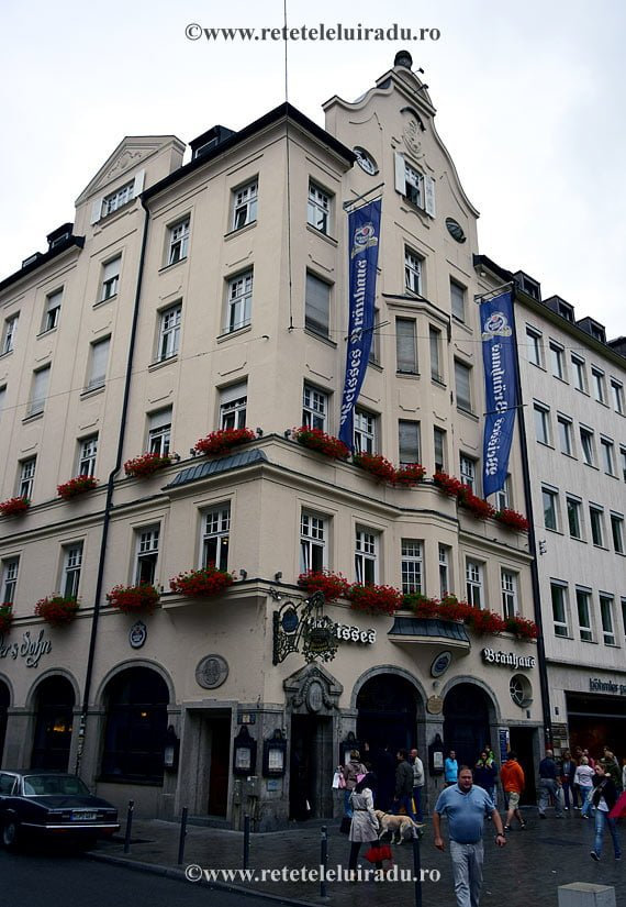 München - Weisses Bräuhaus