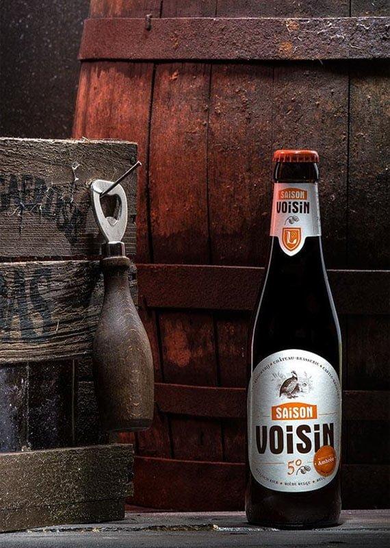 Bere Saison Voisin - sursa foto: www.plaisirsdu604.be