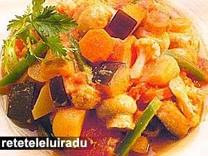 currylegume1 - Curry de legume 27 - Retetele lui Radu