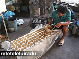 Thailanda - Producere zahar de palmier