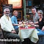 Bon appétit pe Rue Mouffetard!