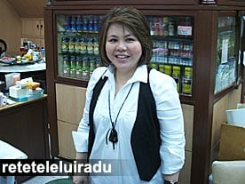 Nguan Soon - proprietar de magazin