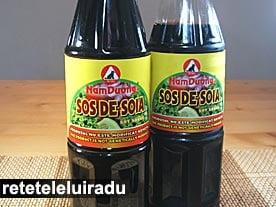 sossoia1 - Sosul de soia - sarea bucatariei asiatice 10 - Retetele lui Radu