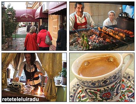 Golden Falcon - Casa kebap - restaurant turcesc