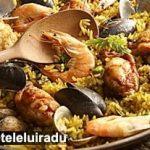 Paella – versatila si gustoasa