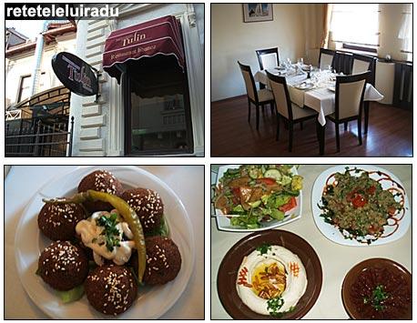 Restaurantul Tulin, specific libanez - Bucuresti