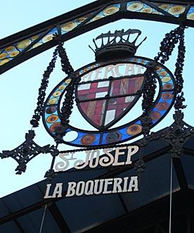 La Boqueria - Barcelona