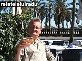 """Pe terasă la """"Sailor"""" - Barcelona"""