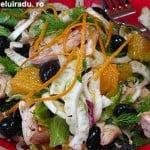 Salata de pui cu fenicul