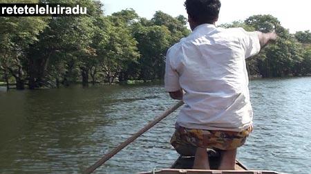 Pe lacul Ton Le Sap - Cambodgia