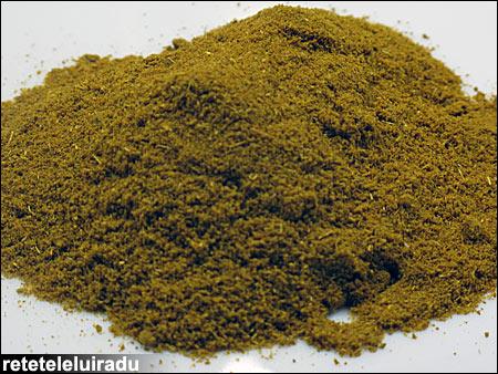 curry1 - Curry - amestec de mirodenii 1 - Retetele lui Radu