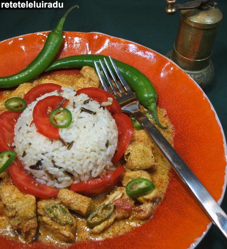 curryPuiCardamom - Curry de pui cu cardamom 1 - Retetele lui Radu
