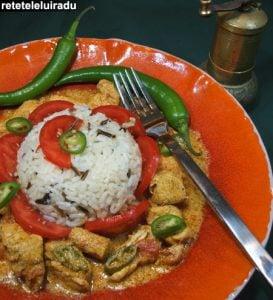 curryPuiCardamom1 - Curry de pui cu cardamom 55 - Retetele lui Radu