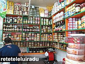 Magazin in restaurantul Naser - Bucuresti