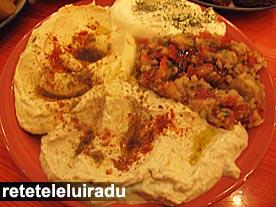 Platou cu gustari, restaurant Naser - Bucuresti