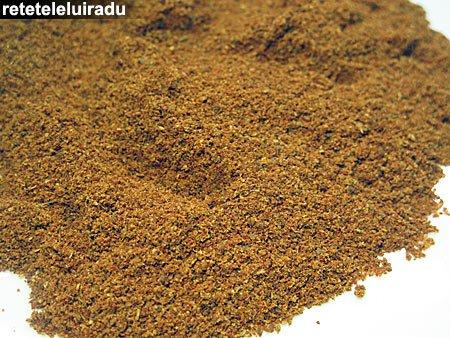 Ras-El-Hanout - un surprinzător amestec de mirodenii
