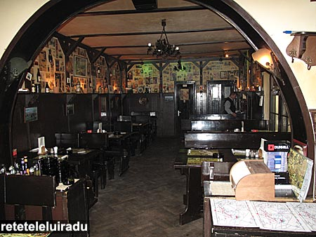 Waterloo - restaurant belgian, Bucuresti