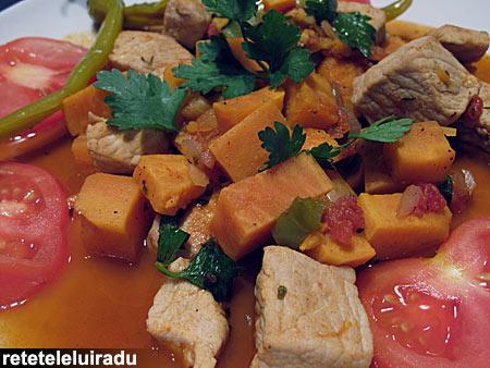 curryPorcCartofiDulci - Curry de porc cu cartofi dulci 1 - Retetele lui Radu