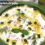 Cacik – Supa rece de castraveti cu iaurt