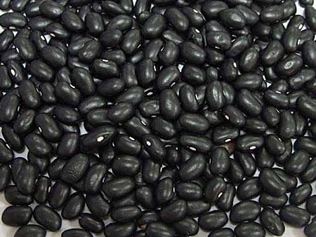 fasole pitica neagra