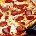 Pizza de la persani la americani