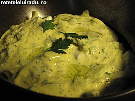 raita1 - Raita - Salata de castraveti cu menta si iaurt 1 - Retetele lui Radu