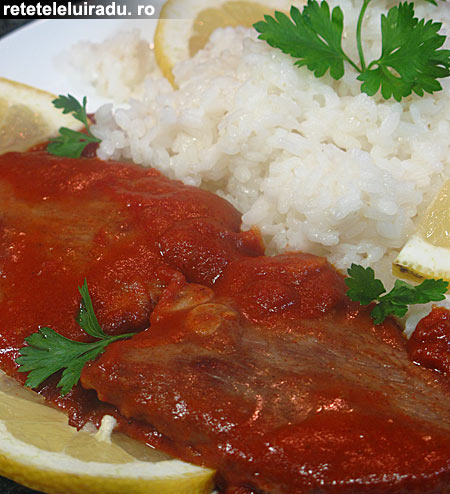 sguatsego1 - Sguatsego – Vitel in sos tomat 1 - Retetele lui Radu