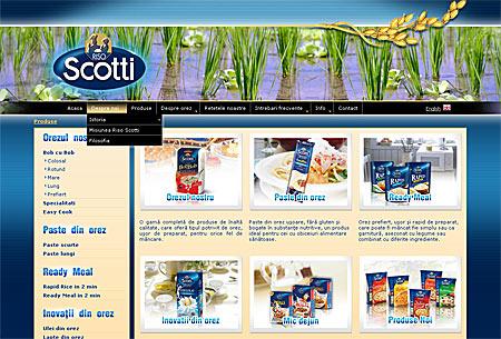 Site Riso Scotti