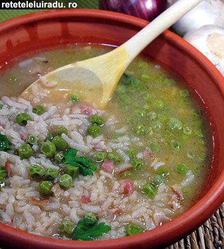 supaOrez - Supa cu orez 1 - Retetele lui Radu