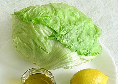 Salata iceberg - sursa foto:geniuscook.com