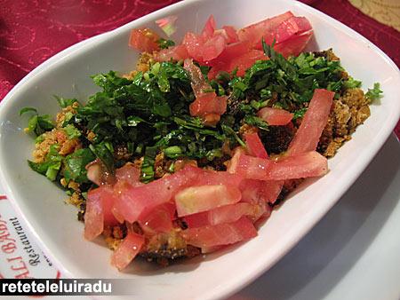 Ali Baba - restaurant arabesc - Sacsuke