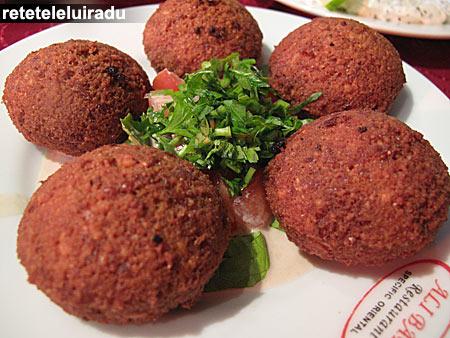 Ali Baba - restaurant arabesc - falafel