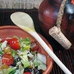Salata cu orez si stafide