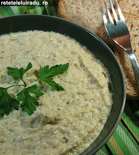 salataVinete - Salata romaneasca de vinete 1 - Retetele lui Radu