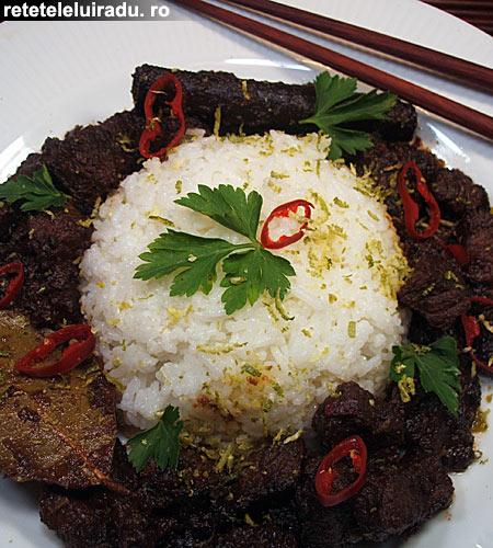 Rendang Daging – Curry de vita