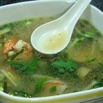 Tom Yum Goong – Supa de creveti iute-acrisoara