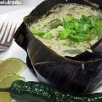 Amok trei – Curry de peste cambodgian