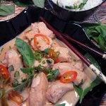 Curry thailandez de peste