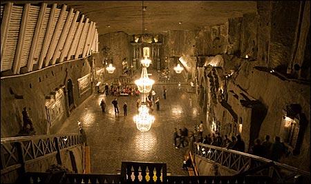 Catedrala de sare din Wieliczka - sursa foto: files.myopera.com